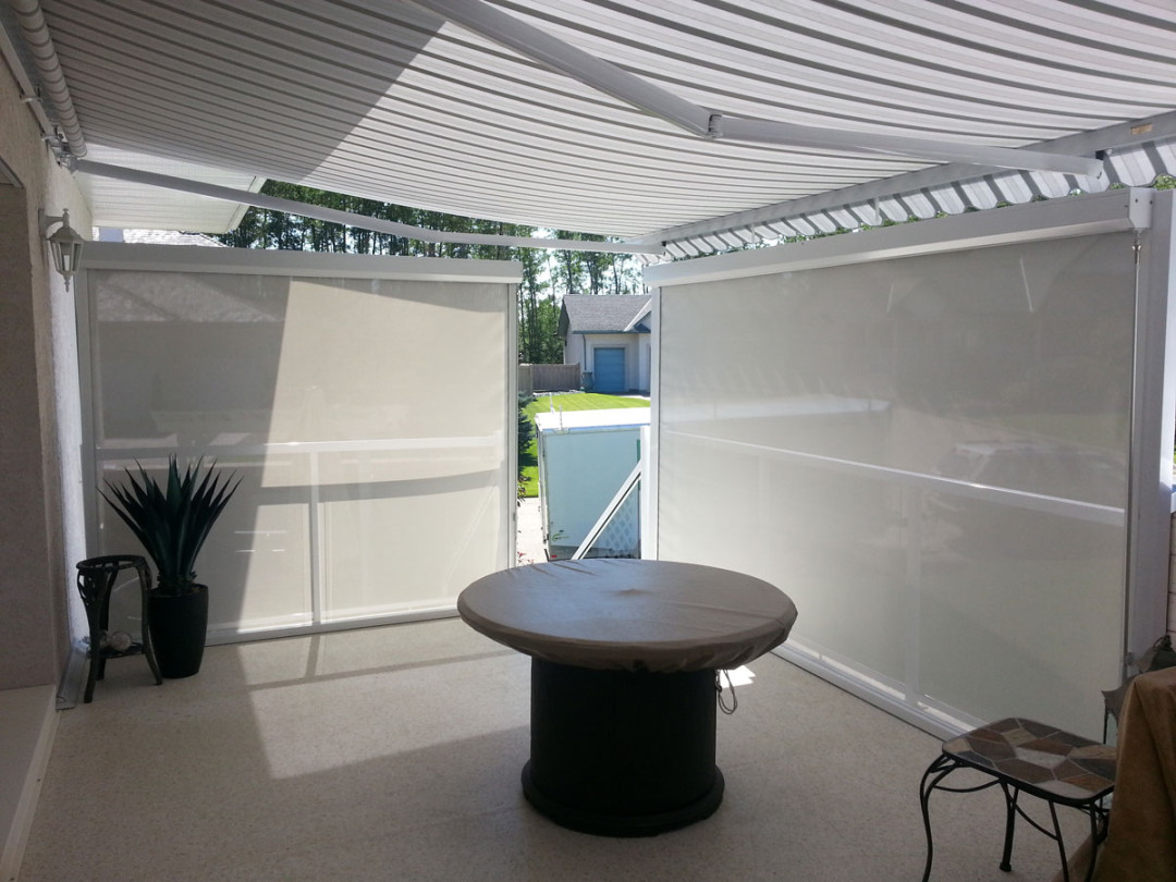 H7000 Retractable Screens Gateway Sunrooms And Shades