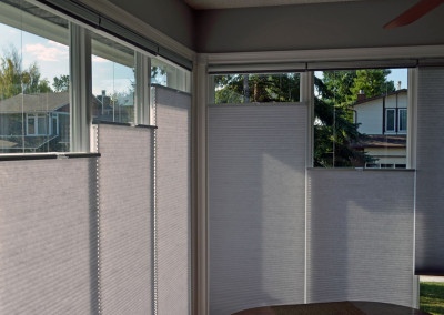 Top down/Bottom up blinds