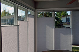 Sunrooms Blinds Window Retractable Screen Doors