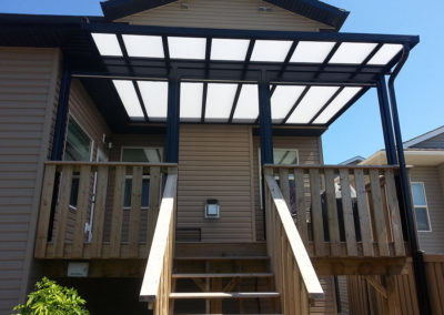 Acrylic Roof System